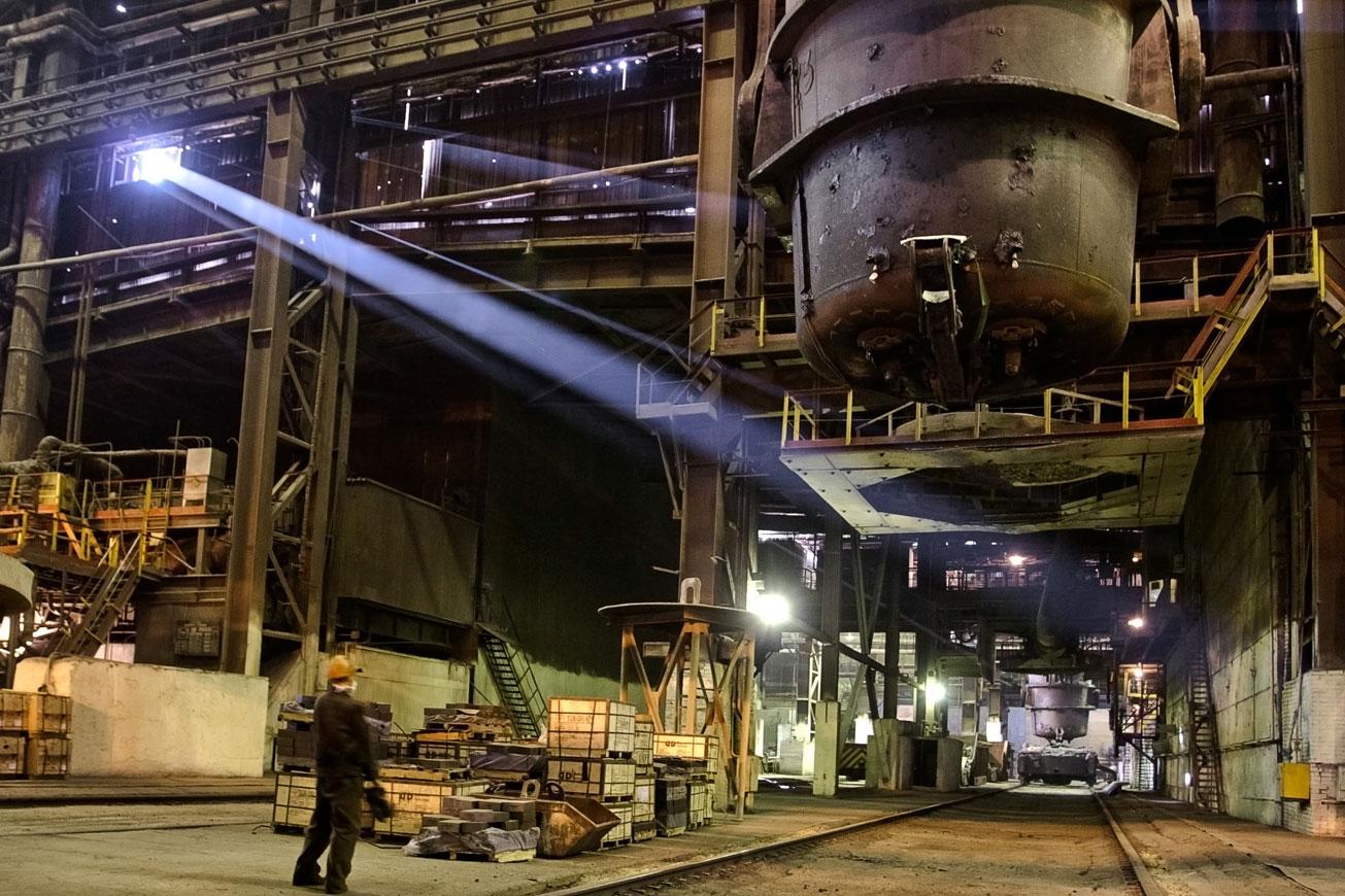 صنایع فولادسازی