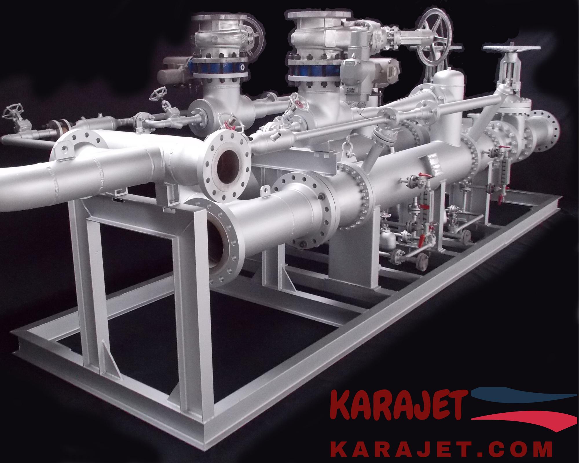 Vacuum systems- Karajet Company