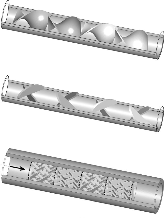 types of static mixer-karajet,com