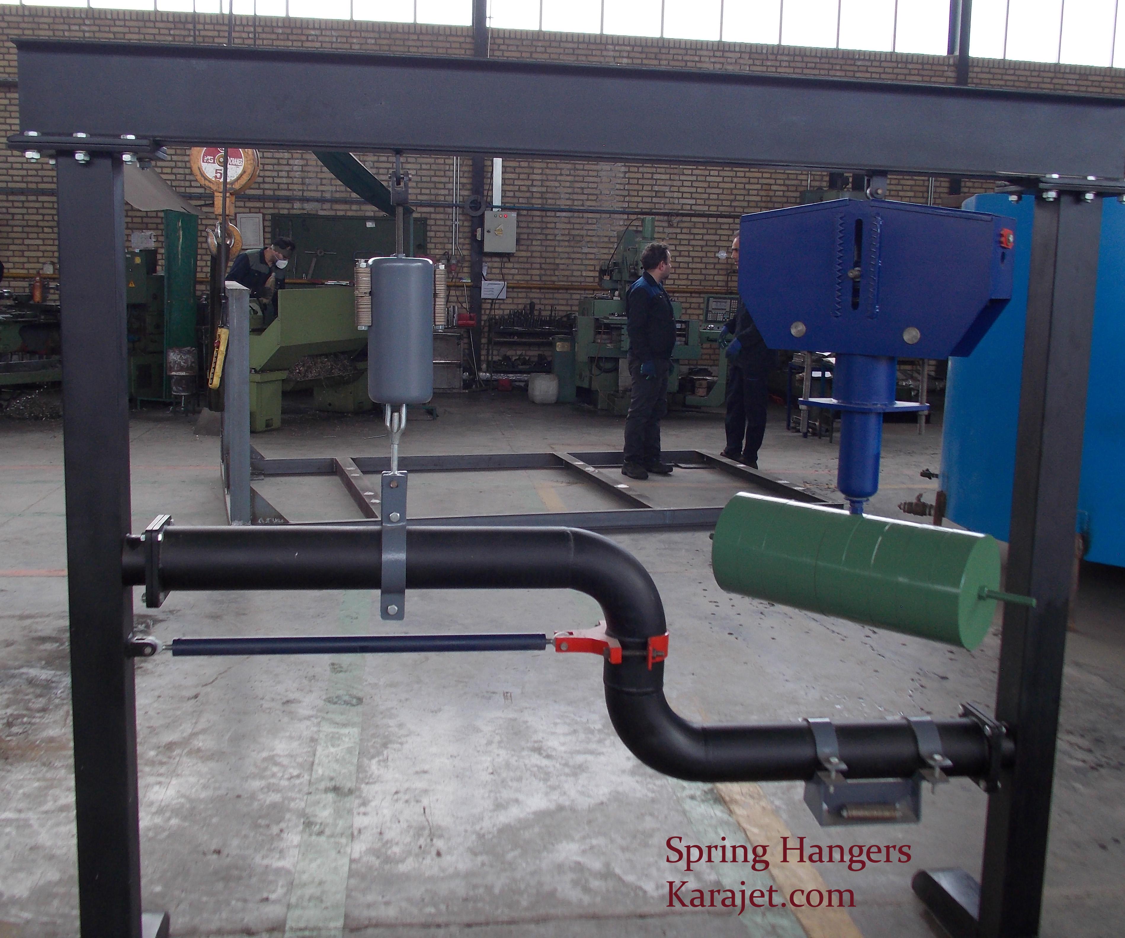 Spring Hanger- Karajet.com