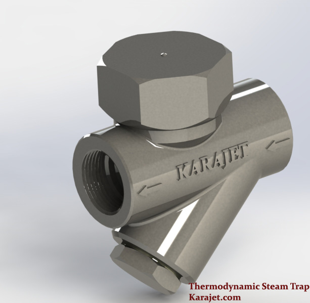 Thermostatic Steam Trap- Karajet.com