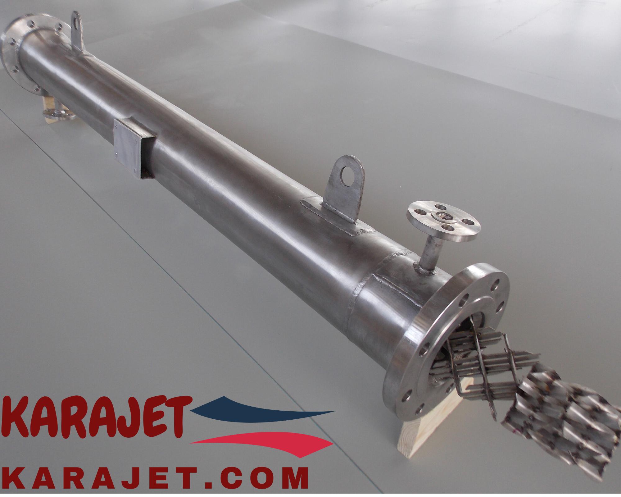 Static mixer- Karajet.com