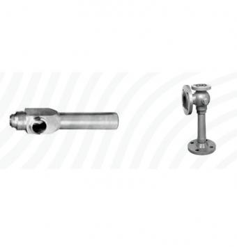Gas Jet Vacuum Pumps-اجکتور های تولید خلاء با محرک گاز