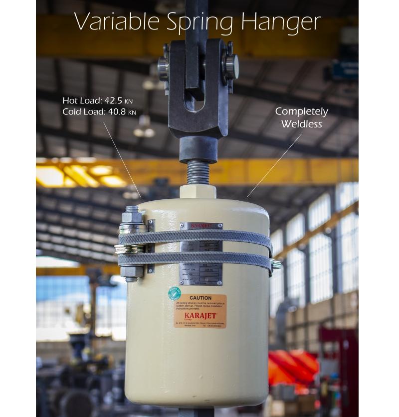 اسپیرینگ هنگر-Spring hanger