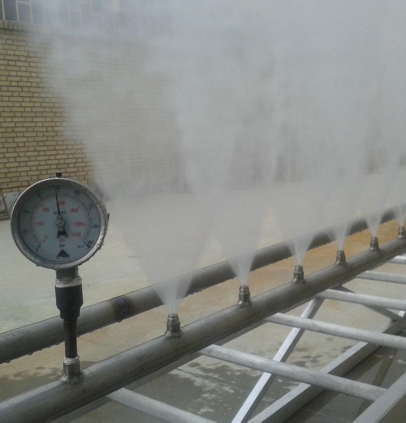 کلینینگ سیستم-Cleaning System