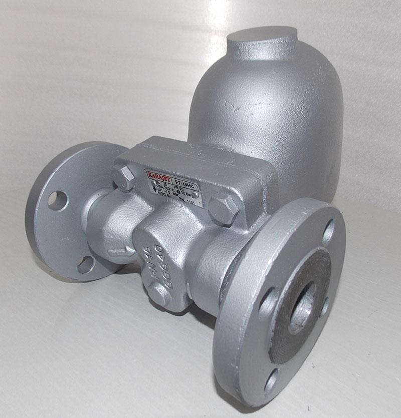 تله بخار-استیم ترپ-steam trap
